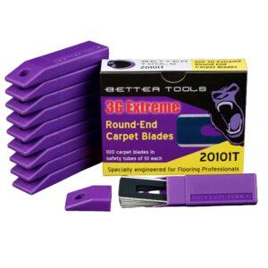 Better Tools Round Corner Blades