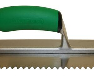 Barwalt 71011 V Notch Trowel
