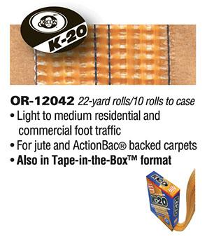 Orcon K-20 Seam Tape