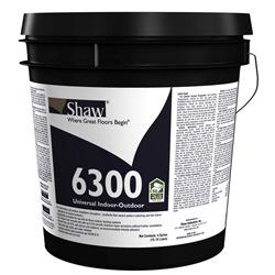 Shaw 6300 Universal Carpet Adhesive