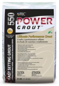 Tec Power Grout 25lb Floor Source And Supply