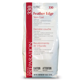 Tec Feather Edge Skim Coat