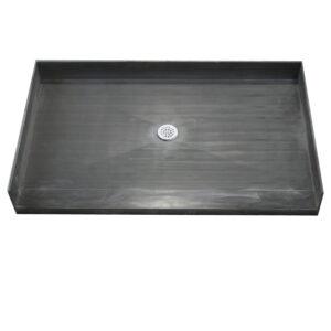 Tile Redi Shower Pan Center Drain 3048c