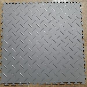 RACE Interlocking Diamond Tile